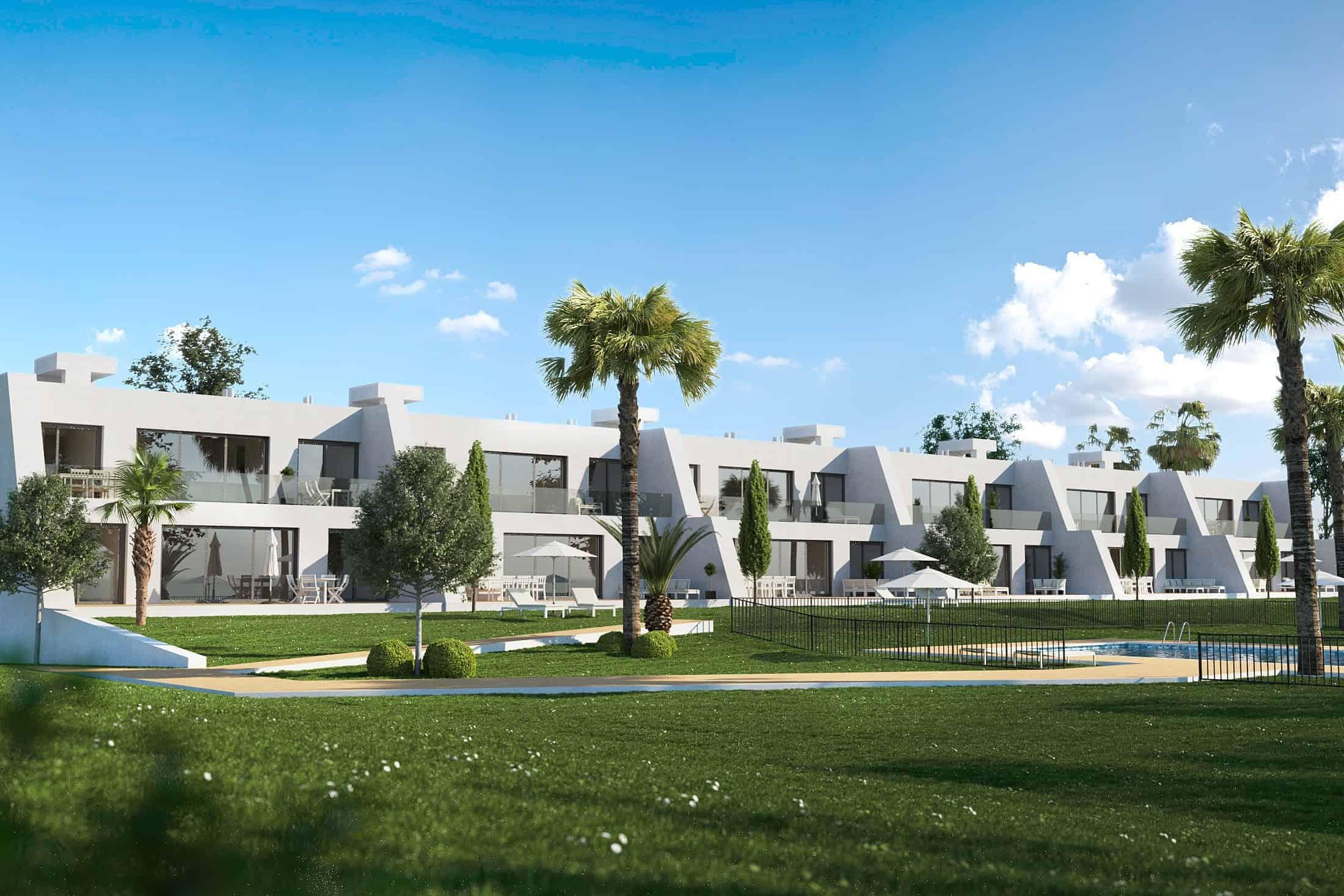 Mar Menor Golf Resort Houses In The Sun