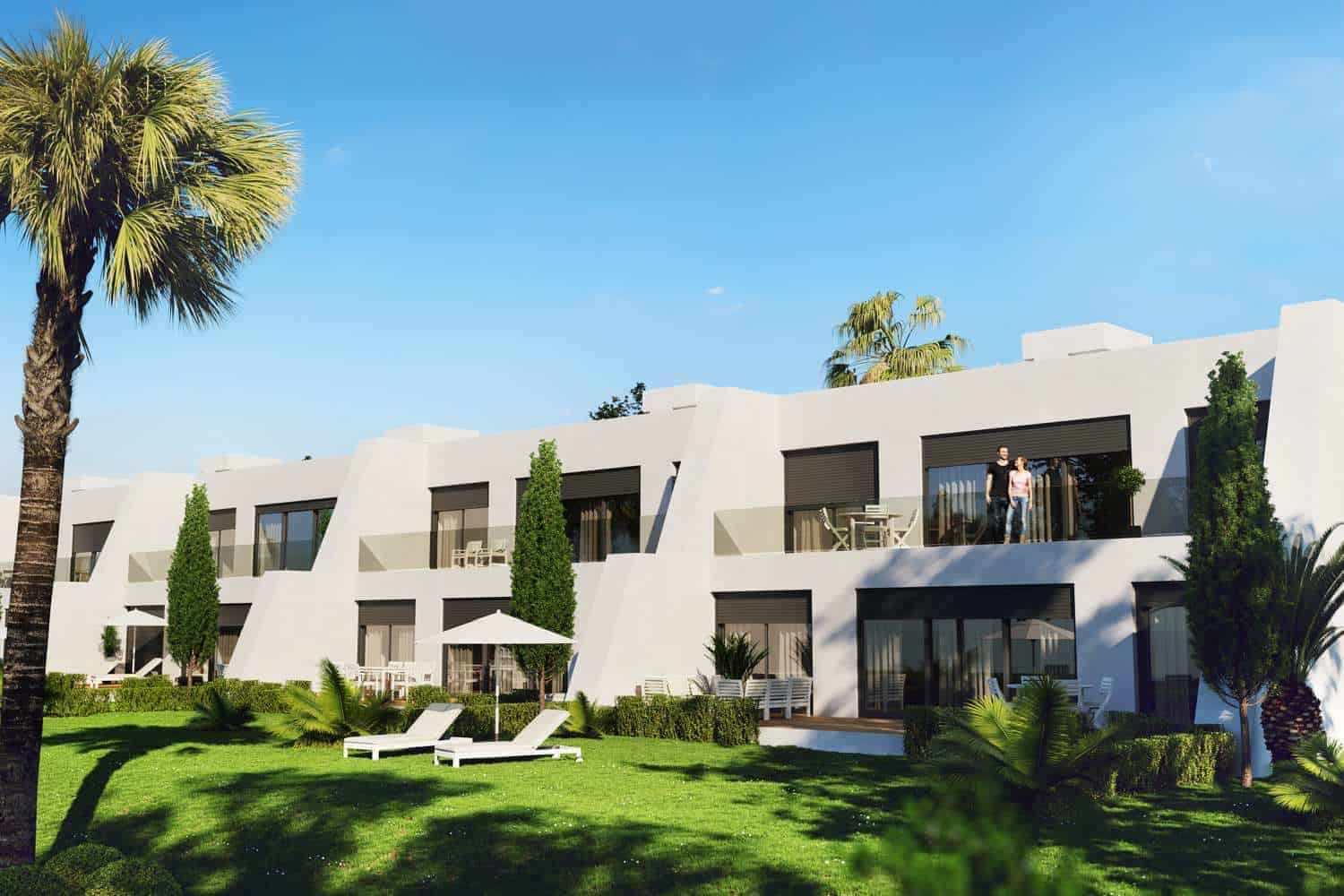 Previous Next Listing Features Attachments Video Location Contact 12 Apartments The Lofts In Mar Menor Golf Resort