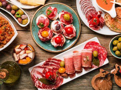 Ranking-gastronomía-española